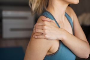 Frozen Shoulder Neck Pain