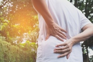Spine problems and associated chiropractic care